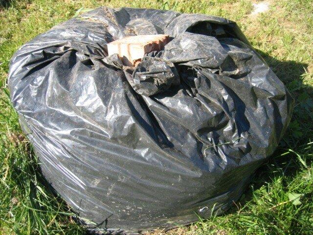 Компост в мешке как сделать