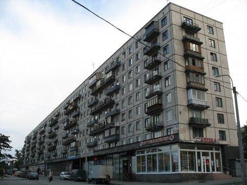 Краснопутиловская ул. 121
