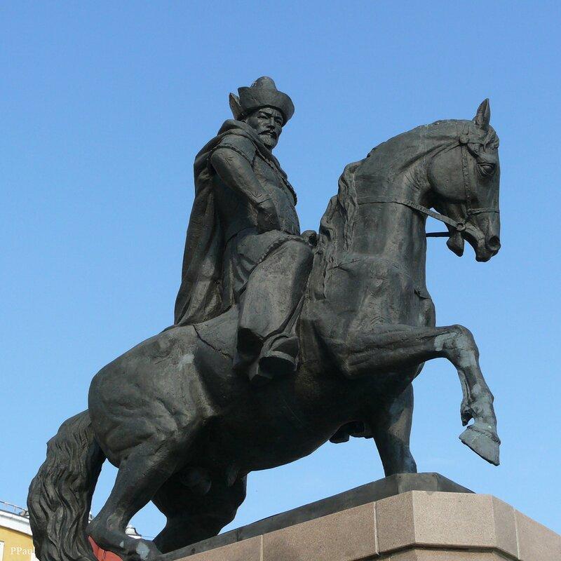 памятник Кенесары