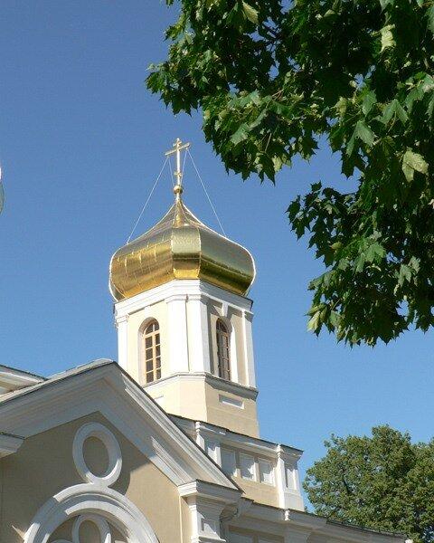 Храм на ул.Короленко