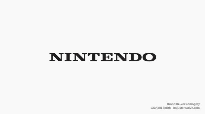 логотип Nintendo выглядит как Xbox 360 - бренды которые поменяли местами