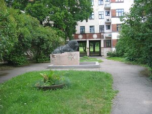 Рига, улица Яня Асара 15