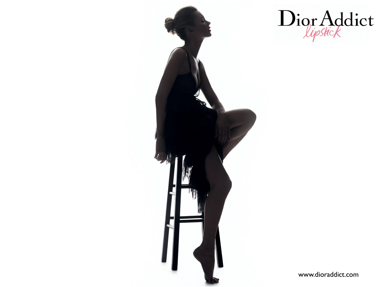 Кейт Мосс / Kate Moss by David Sims for Dior Addict