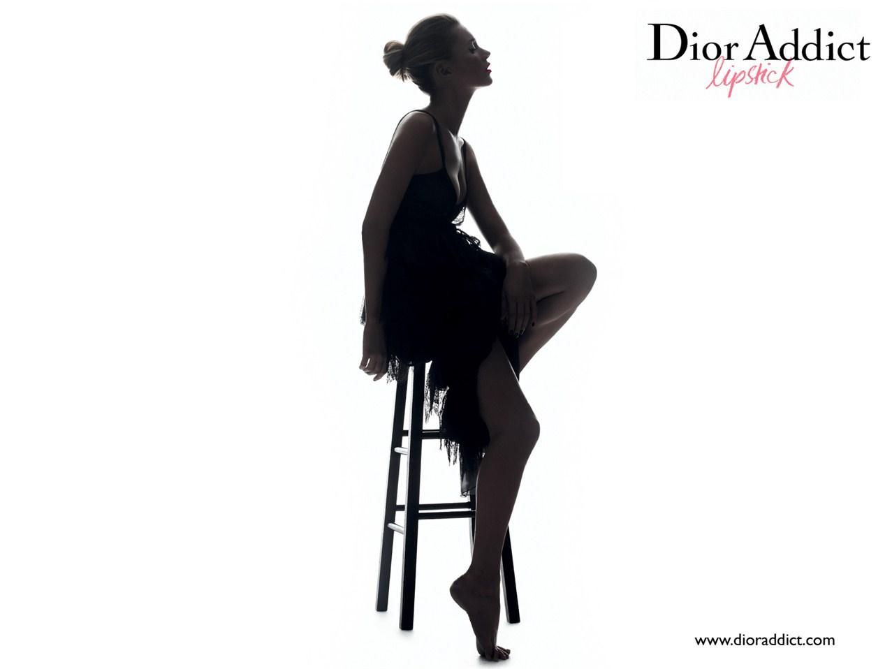 Кейт Мосс / Kate Moss by David Sims for Dior Addict