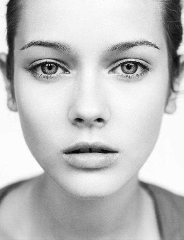 модель Моника Ягачек / Monika Jac Jagaciak, фотограф Wee Khim