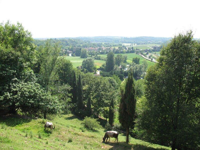 Вид из Парка Сигурта.