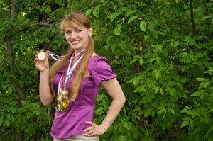 Спортсменка из Артема стала бронзовой призеркой Чемпионата России по киокусинкай каратэ