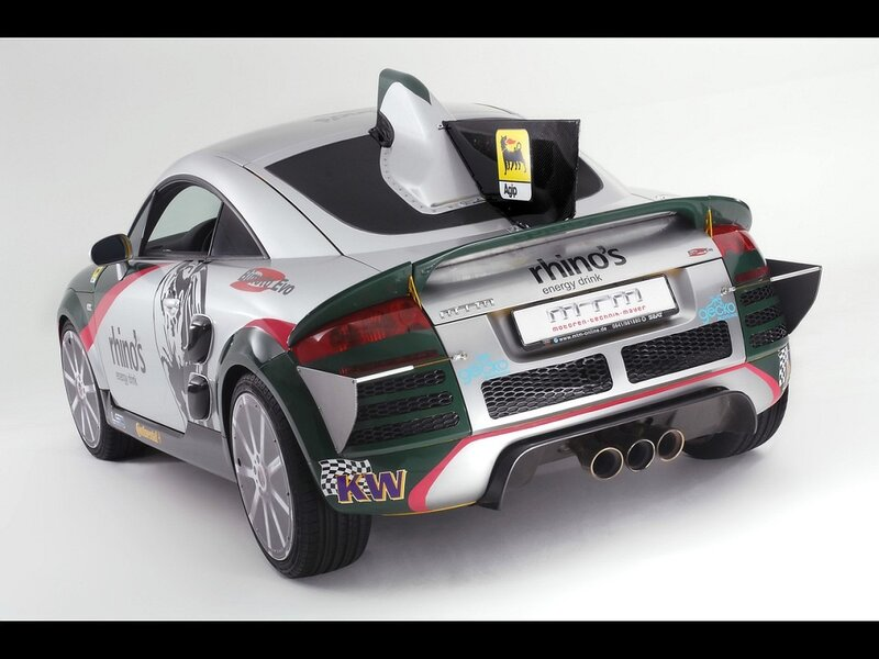 Audi TT bimoto