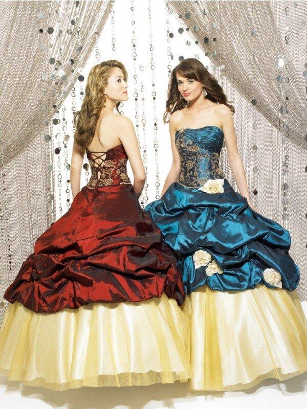 Бальные платья -2.