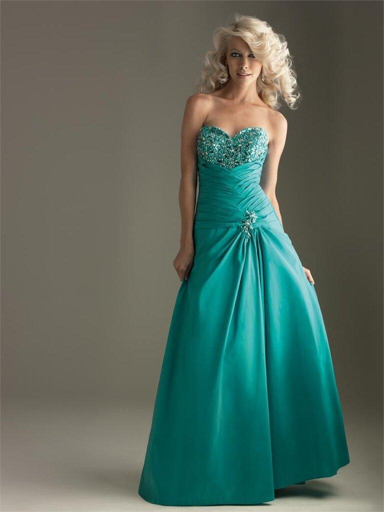 Дизайнерские платья - Allure 2011.