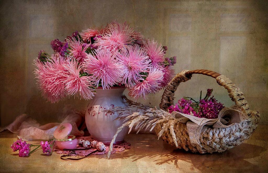 Розовый цвет сентября...