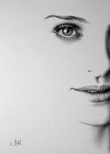 Илеана Хантер: Реалистичные карандашные рисунки 0 12d1bb 62b3aa15 orig