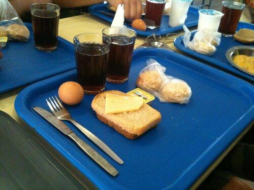 Завтрак солдата (без каши)