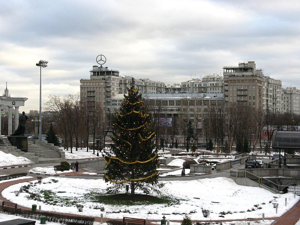 Prechistenskaya Embankment, Moscow