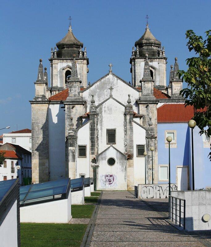 Лейрия. Церковь Святого Августина (Igreja de Santo Agostinho)