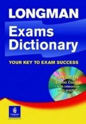 Книга Longman Exam Dictionary