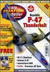 Журнал Scale Aviation Modeller International Vol.13 Iss.9 2007
