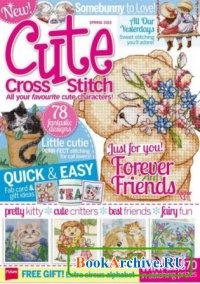 Сute cross stitch № 01 (spring 2013).