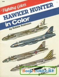 Книга Hawker Hunter in Color (Fighting Colors Series 6506).