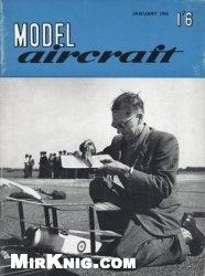 Журнал Model Aircraft January 1960