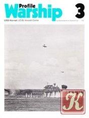 Книга USS Hornet / (CV8) Aircraft Carrier (Warship Profile 3)