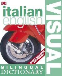 Книга Italian-English Visual Bilingual Dictionary