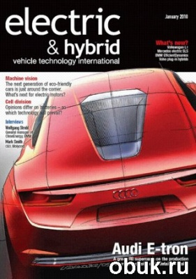 Electric & Hybrid vehicle technology international magazine January 2010