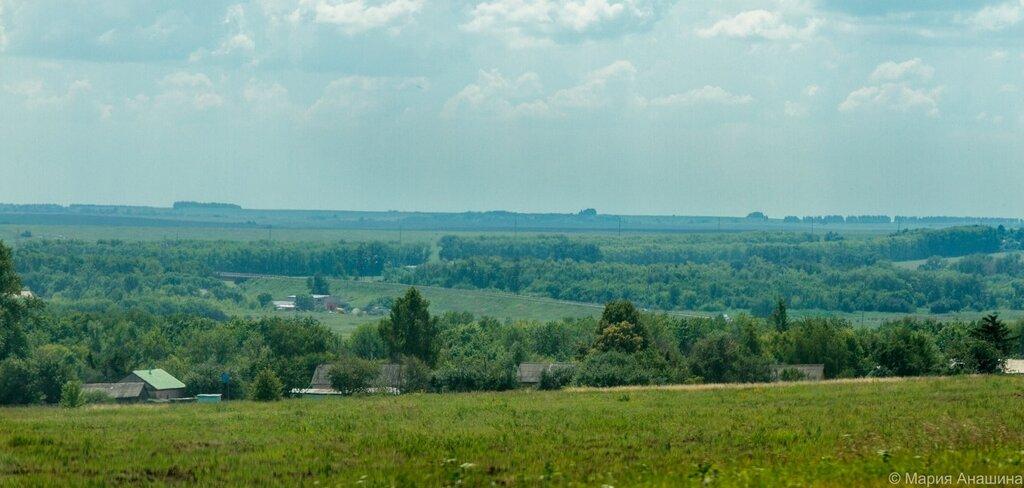 Окрестности Михайлова