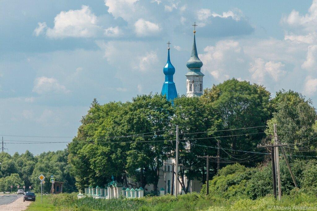 Церковь Рождества Пресвятой Богородицы, Маково