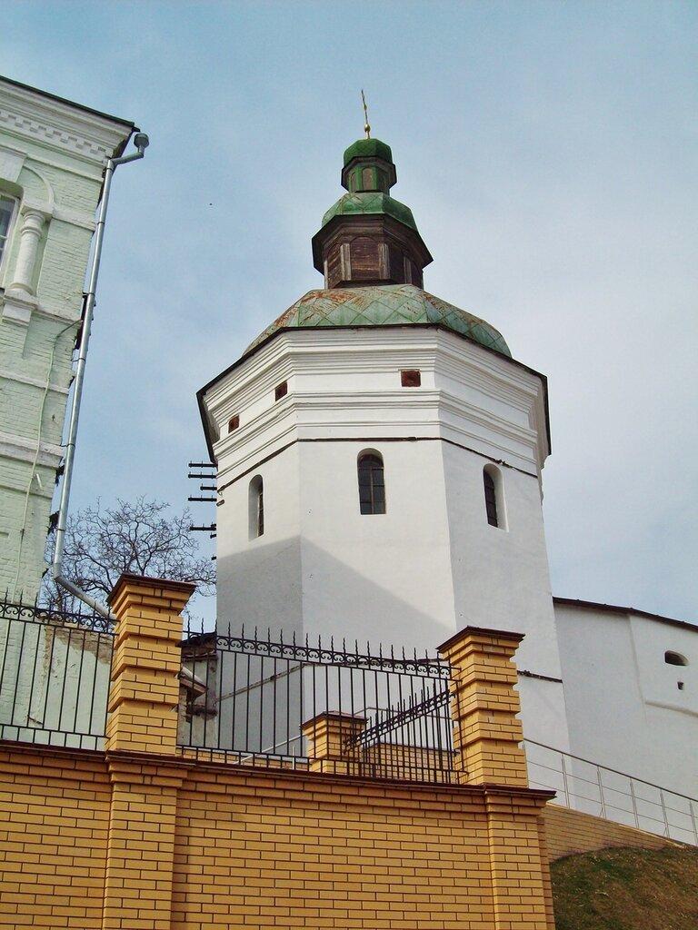 Башня на Ближнепечерской улице