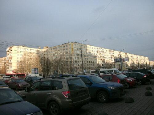 ул. Ярослава Гашека 4к1
