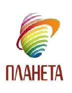 ТРЦ Планета. Логотип