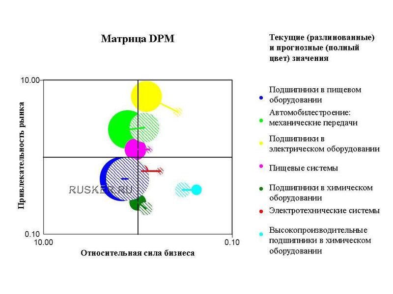 Матрица DPM
