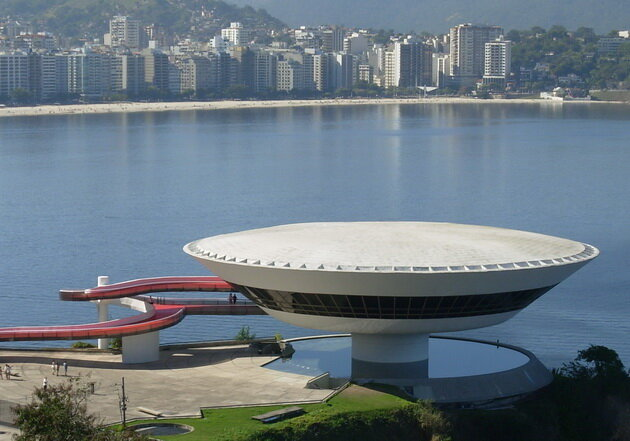 Niemeyer Museum of Contemporary Arts (Бразилия)