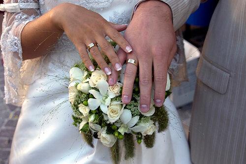 Обручальное кольцо - не просто украшенье