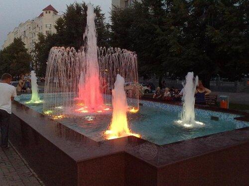 фонтан Народный