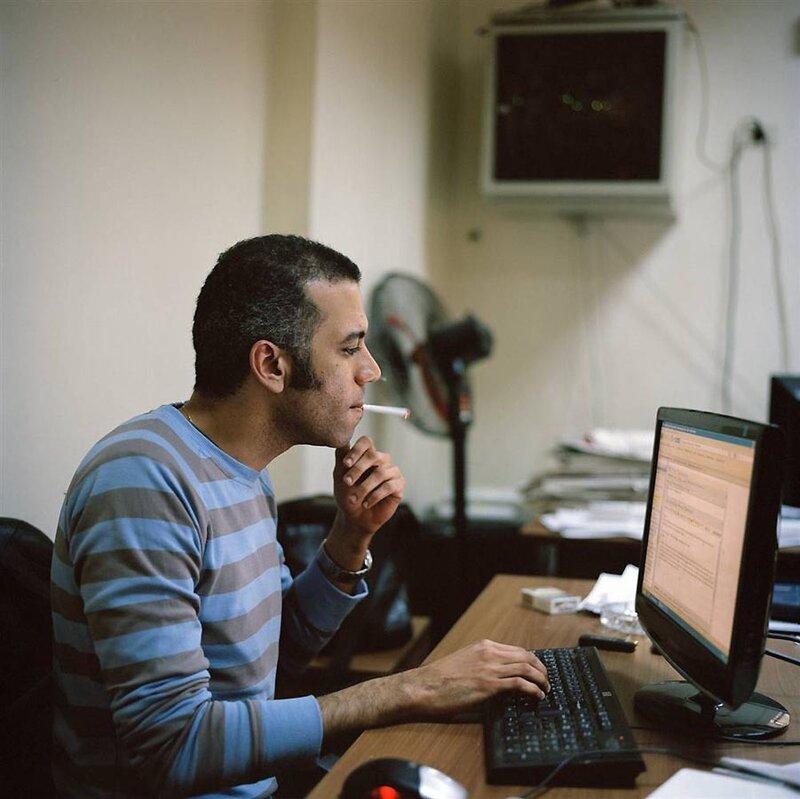 белорусский блоггер