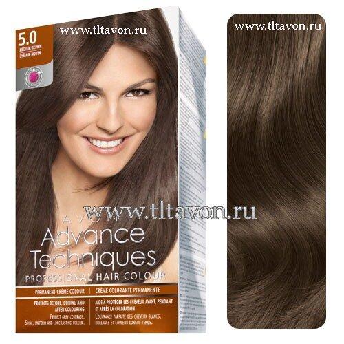 профессиональная краска для волос шоколадные оттенки