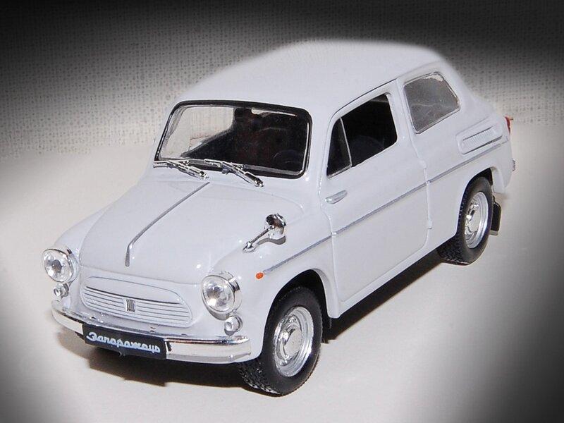 ЗАЗ-965/965А -Горбатый Запорожец