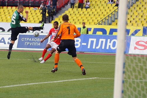 Спартак - Краснодар 4:0