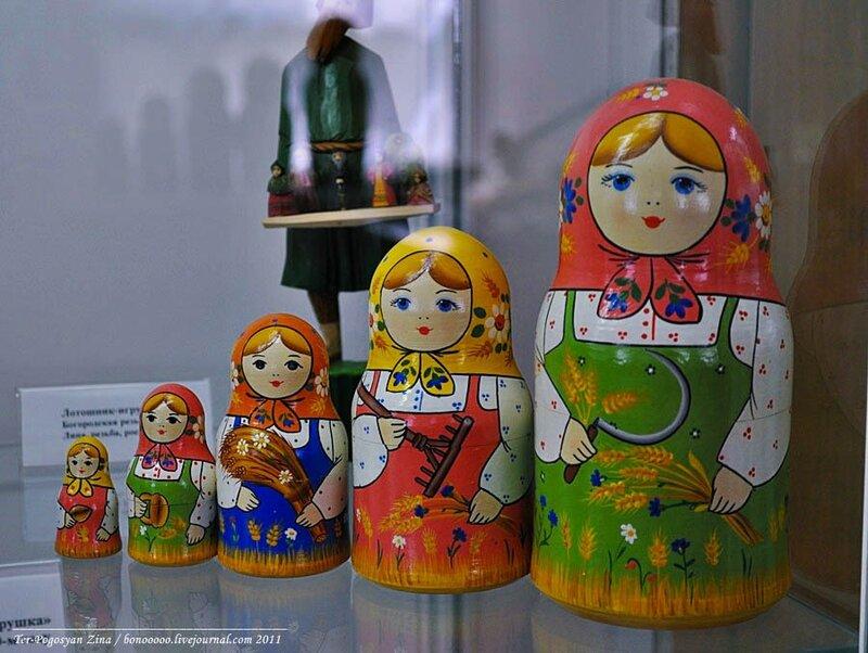 Музей Матрешки.