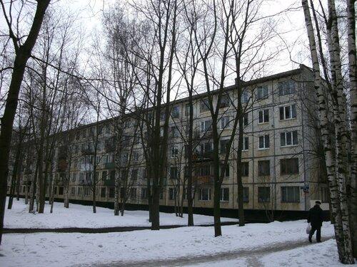 Новоизмайловский пр. 19