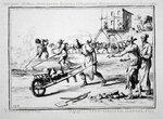 ouvriers sur un chantier - рабочие на строительной площадке