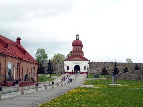 Фото Кузнецкой крепости