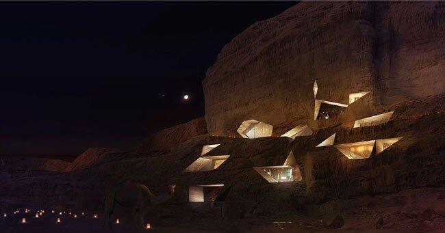 Иорданские пещерные красоты - курорт 21-го века.