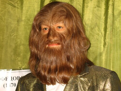 Самые волосатые мужчины фото