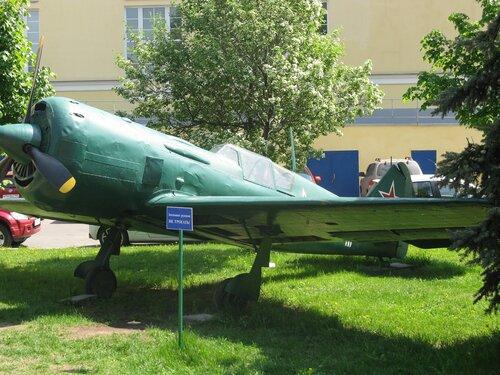 Макет самолета для съемок
