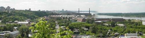Панорама Перми