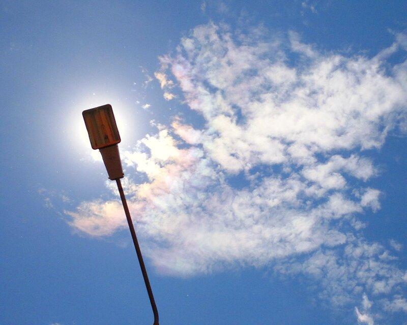Радужные облака 2011.06.14