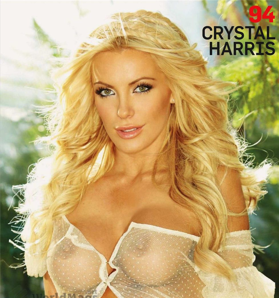 Кристал Харрис / Crystal Harris (Hefner) in Playboy USA july 2011